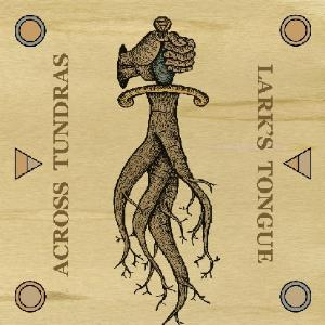 Across Tundras - Across Tundras/lark's Tongue CD (album) cover