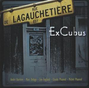 Excubus - Lagauchetière CD (album) cover
