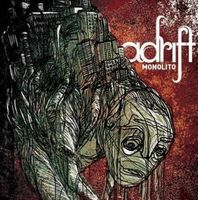 Adrift - Monolito CD (album) cover