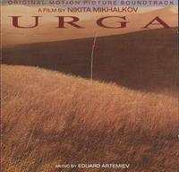 Edward Artemiev - Urga CD (album) cover