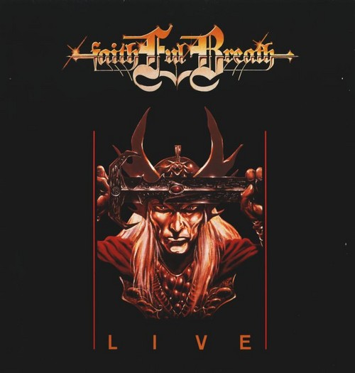 Faithful Breath - Live CD (album) cover
