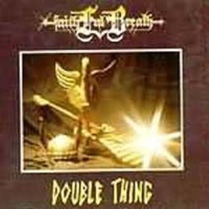 Faithful Breath - Double Thing CD (album) cover