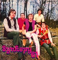 Synkopy - Festival CD (album) cover
