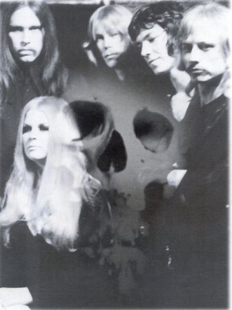 COVEN image groupe band picture