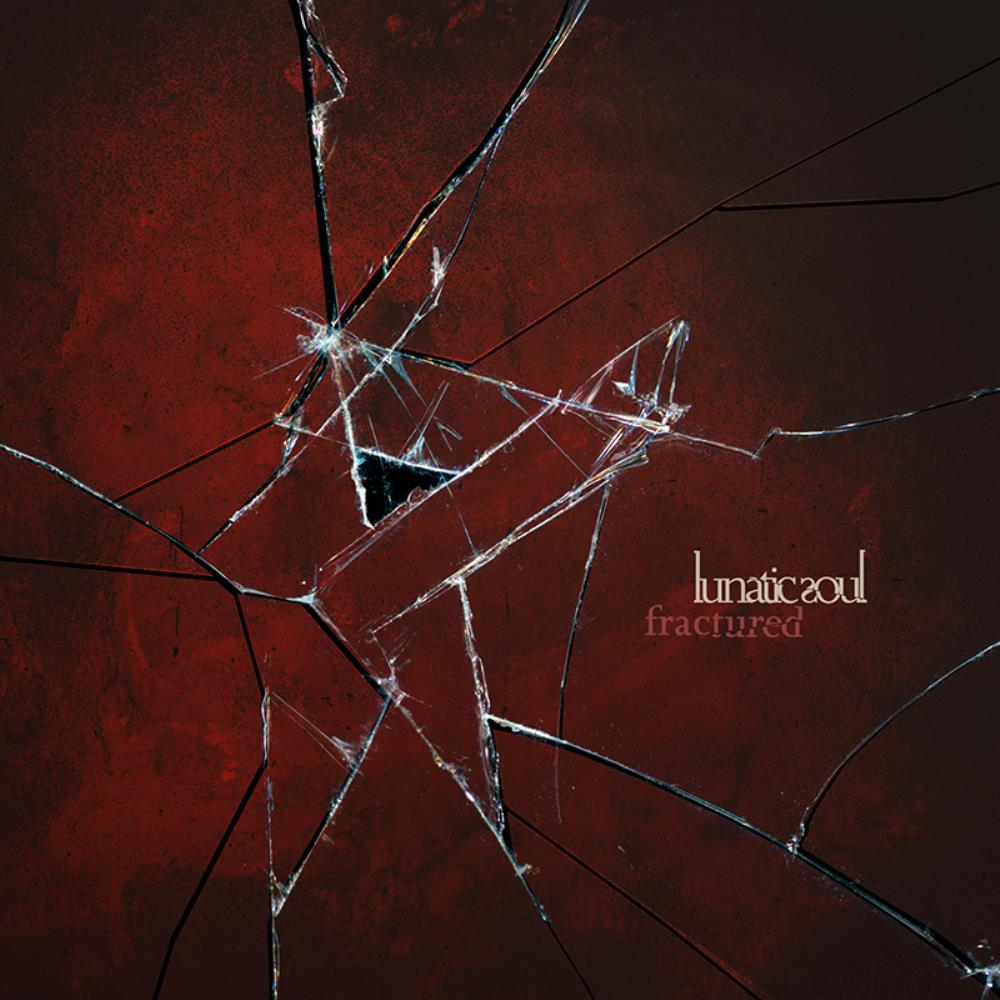 Lunatic Soul - Fractured CD (album) cover