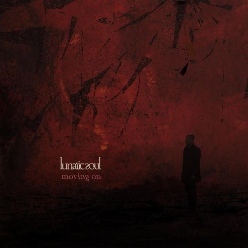 Lunatic Soul - Moving On CD (album) cover