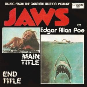 Edgar Allan Poe - Jaws CD (album) cover