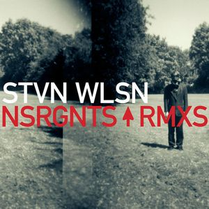 STEVEN WILSON - Nsrgnts Rwxs CD album cover