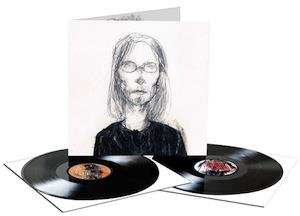 Steven Wilson - Cover Version (vinyl) CD (album) cover