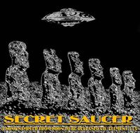 Secret Saucer - Secret Saucer EP CD (album) cover