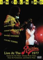Ian Gillan Band - Live At The Rainbow 1977 DVD (album) cover