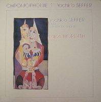 Yochk'o Seffer - Chromophonie I CD (album) cover