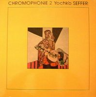 Yochk'o Seffer - Chromophonie II CD (album) cover