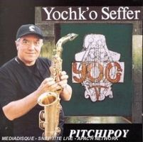 Yochk'o Seffer - Yog 1 - Pitchipoy CD (album) cover