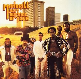 Mandrill - Just Outside Of Town CD (album) cover