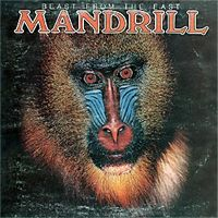 Mandrill - Beast From The East CD (album) cover