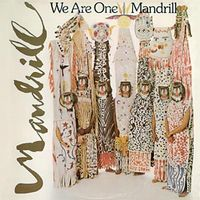Mandrill - We Are One CD (album) cover
