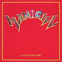 Mandrill - Getting In The Mood CD (album) cover