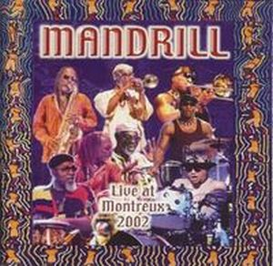 Mandrill - Live At Montreux 2002 DVD (album) cover