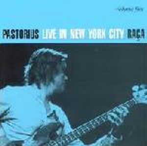 Jaco Pastorius - Live In New York City, Vol. 5: Raça CD (album) cover