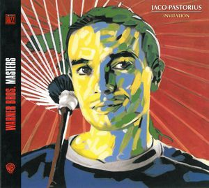 Jaco Pastorius - Invitation CD (album) cover