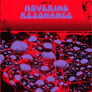 Expo 70 - Hovering Resonance CD (album) cover