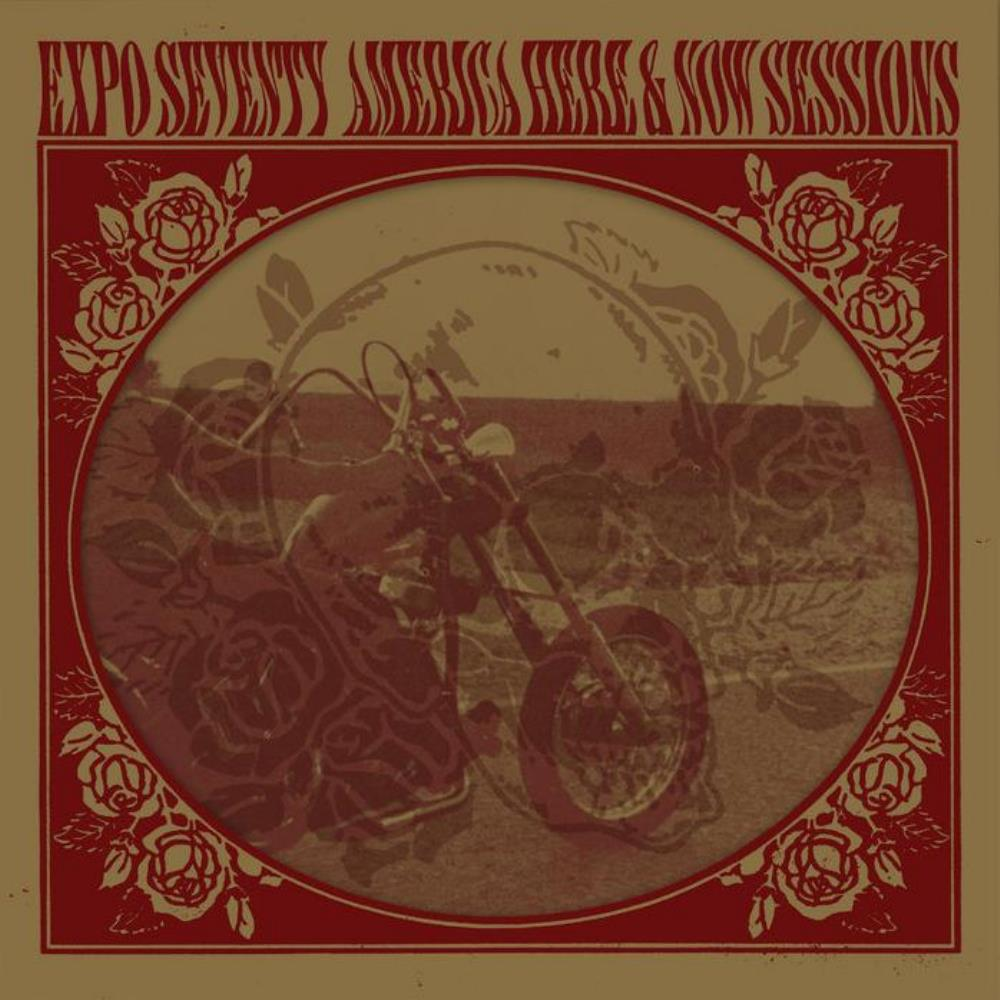 Expo 70 - America Here & Now Sessions CD (album) cover
