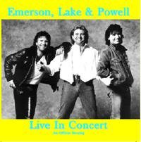 Elp (emerson Lake & Palmer) - Emerson Lake And Powell : Live In Concert - Lakeland Florida - An