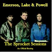 Elp (emerson Lake & Palmer) - Emerson Lake And Powell : The Sprocket Sessions CD (album) cover