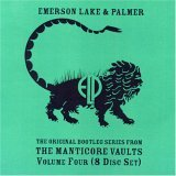 Elp (emerson Lake & Palmer) - Original Bootleg Series From The Manticore Vaults, Vol. 4 CD (album) cover