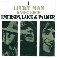 ELP (EMERSON LAKE & PALMER) - Lucky Man / Knife Edge CD album cover