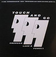 Elp (emerson Lake & Palmer) - Touch And Go CD (album) cover
