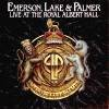 Elp (emerson Lake & Palmer) - Live At The Royal Albert Hall CD (album) cover