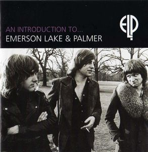 Elp (emerson Lake & Palmer) - An Introduction To... Emerson Lake & Palmer CD (album) cover