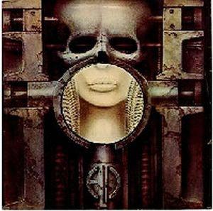 Elp (emerson Lake & Palmer) - Jerusalem CD (album) cover