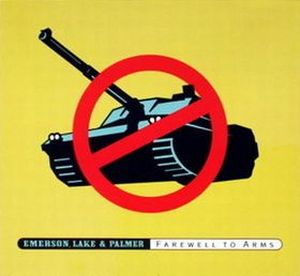 Elp (emerson Lake & Palmer) - Farewell To Arms (promo) CD (album) cover
