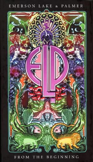 Elp (emerson Lake & Palmer) - From The Beginning (5cd+dvd) CD (album) cover