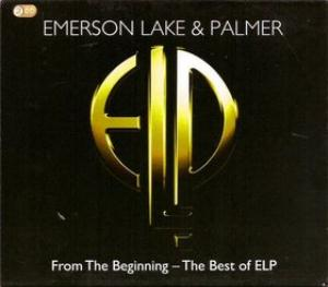 Elp (emerson Lake & Palmer) - From The Beginning - The Best Of Elp CD (album) cover