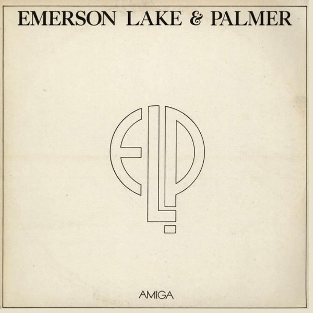 ELP (EMERSON LAKE & PALMER) - Emerson, Lake & Palmer CD album cover