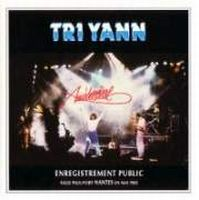 Tri Yann - Anniverscene CD (album) cover
