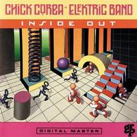 Chick Corea Elektric Band - Inside Out CD (album) cover