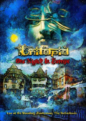 Unitopia - One Night In Europe DVD (album) cover