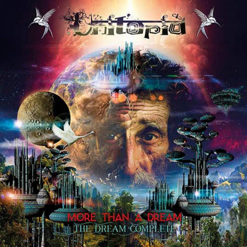 Unitopia - More Than A Dream - The Dream Complete CD (album) cover