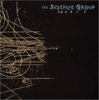 The Science Group - Spoors CD (album) cover