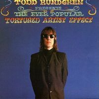 Todd Rundgren - The Ever Popular Tortured Artist Effect CD (album) cover