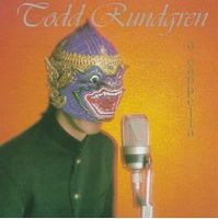 Todd Rundgren A Cappella CD album cover