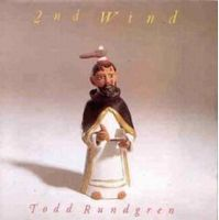 Todd Rundgren - 2nd Wind CD (album) cover