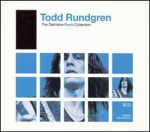 Todd Rundgren - The Definitive Rock Collection CD (album) cover