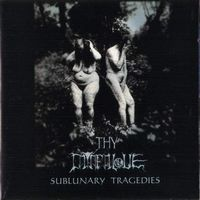 Thy Catafalque - Sublunary Tragedies CD (album) cover