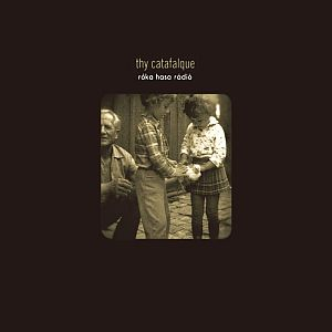 Thy Catafalque - Róka Hasa Rádió CD (album) cover